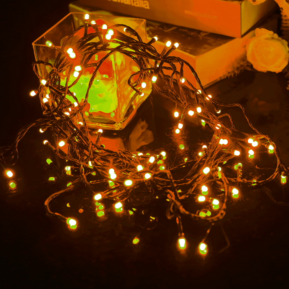 100 LED String Fairy Lights for Garden Party Christmas