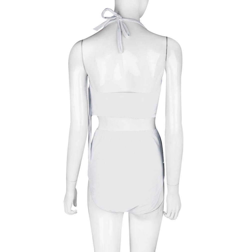 Women's Plus Size Tassel Bikini 2 piece Set Beach Bathing Suits Swimwear
