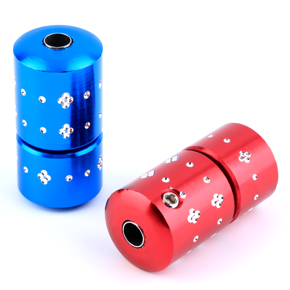 Cylinder Aluminum Self-Locking Handle 25mm Tattoo Machine Grip Tattoo Kit
