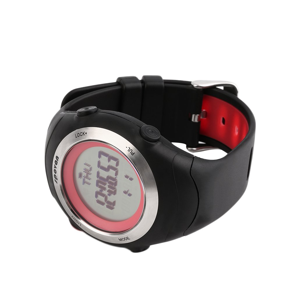 Sport Pedometer Heart Rate Monitor Calories Counter Fitness Sport Watch