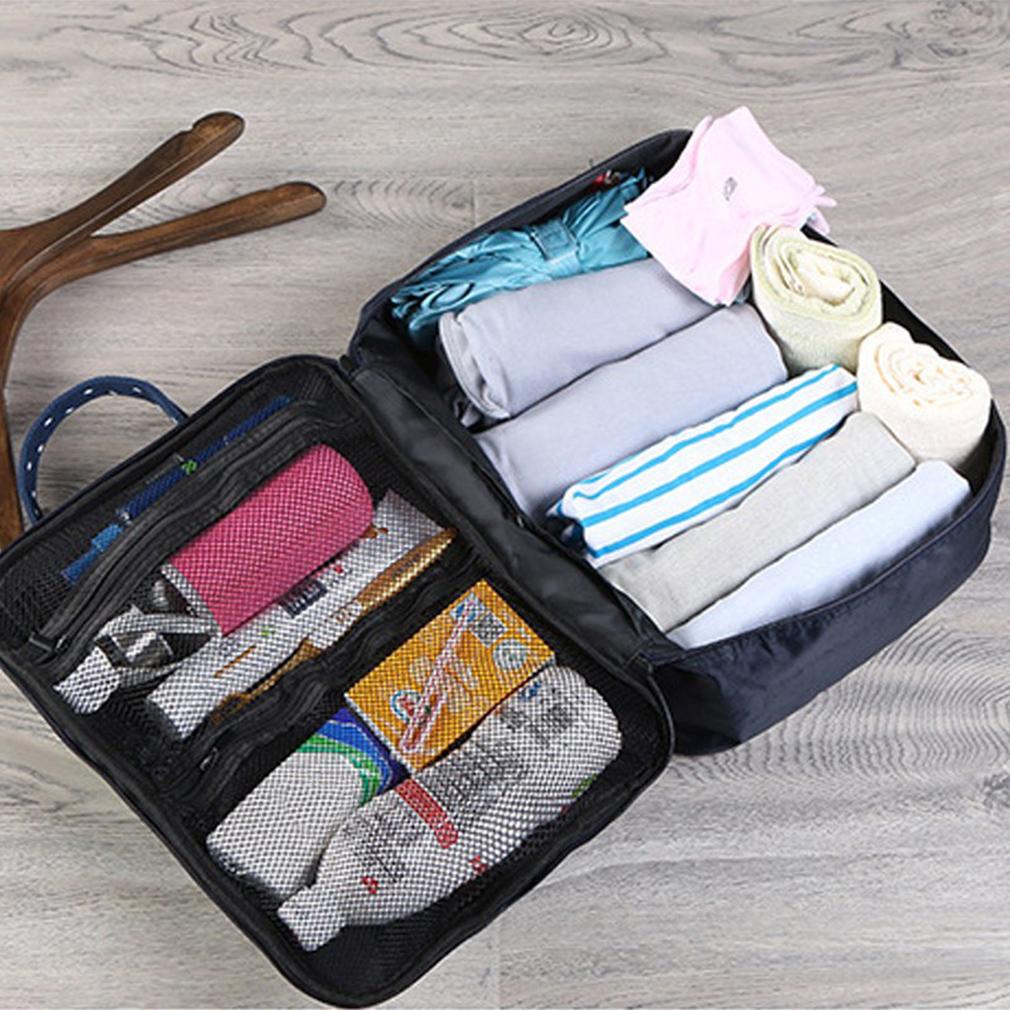Large Capacity Unisex Outdoor Travel Business Storage Bag Clothes Organizer