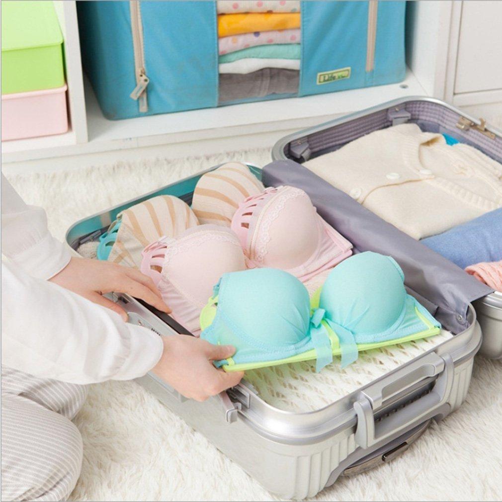 2Pcs Bikini Bra Swimwear Anti-deformation Clamp Storage Shelf Organizer