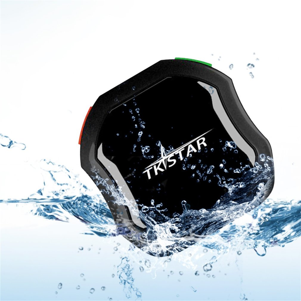 TK900 Mini GPS GSM Tracker Waterproof Vehicle Tracking Device For Pet Kid
