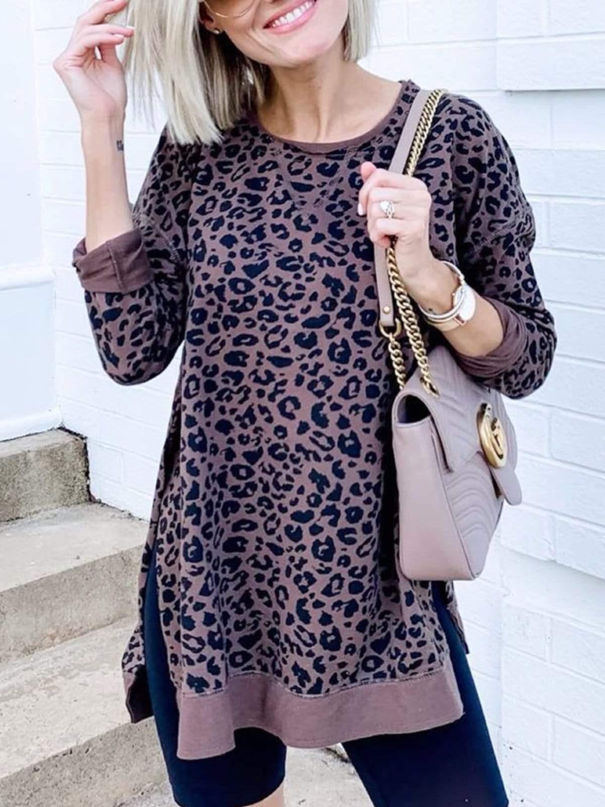 Women Casual Plus Size Sweater