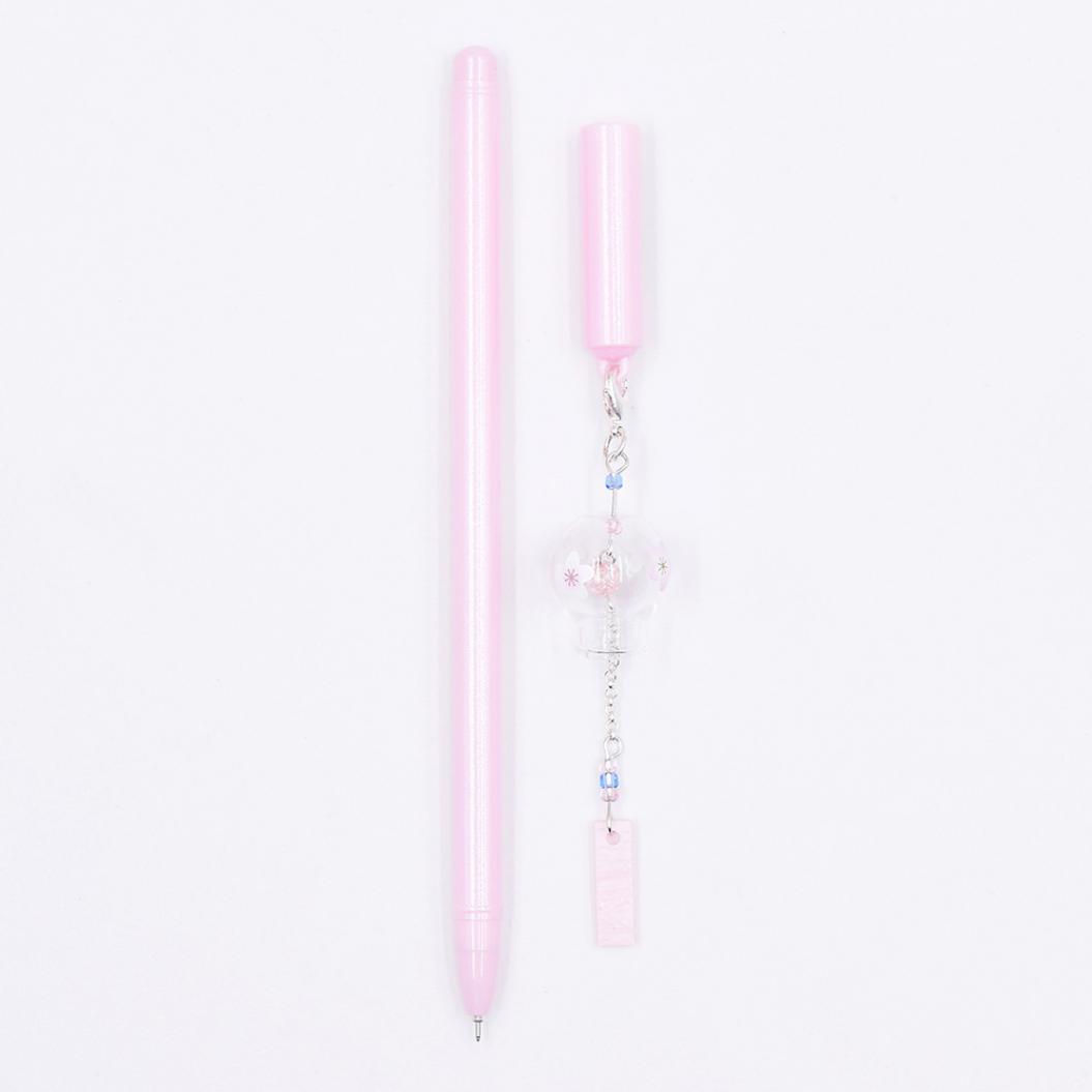 0.5mm Kawaii Pendant Ink Gel Pen Writing Marker Student Office Stationery Gift