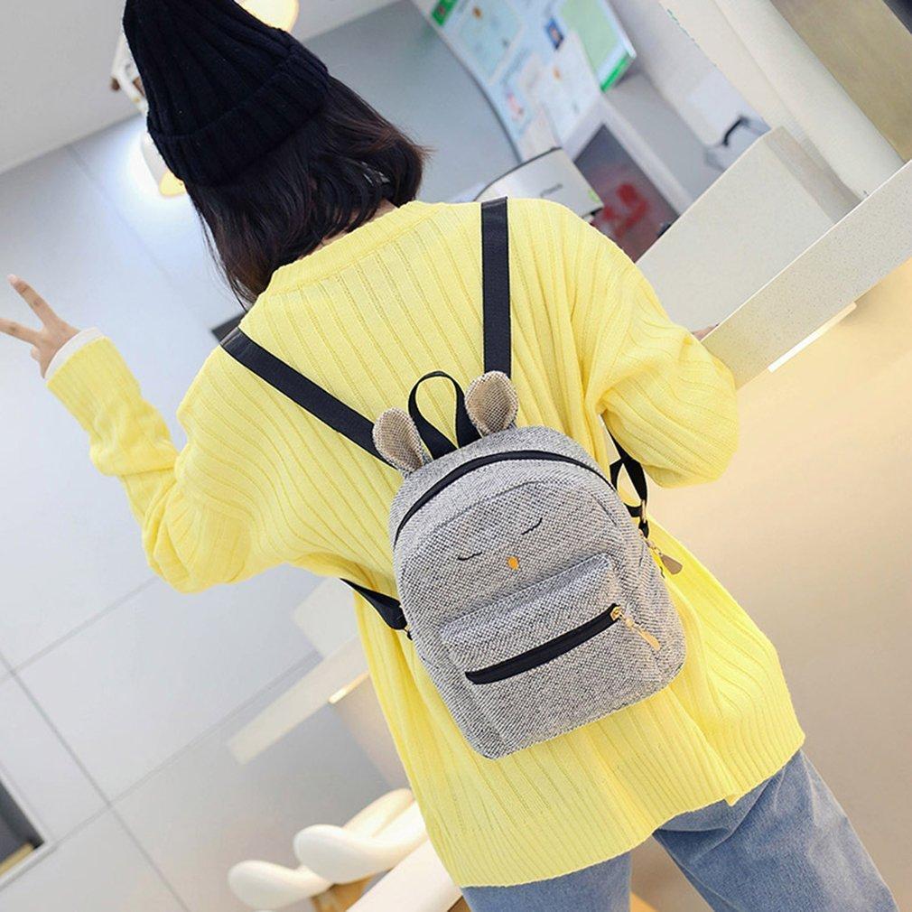 3pcs/set Composit Bag Embroidery Large Capacity Cotton Linen Casual Style Backpack Shoulder Bag Small Clutch Handbag Wallet