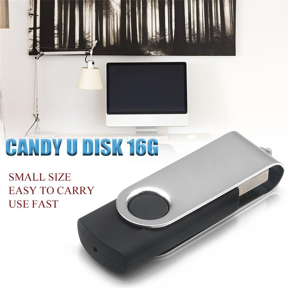 Creative USB Flash Drive 16G Pen Drive External Memory Stick USB2.0 U-disk