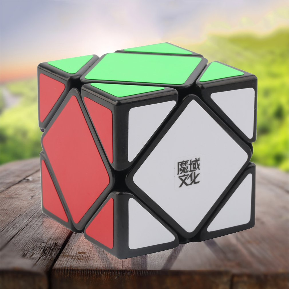 New Moyu Speed Cube Magic Cube Classic Puzzle Twist Educational Toy Gift