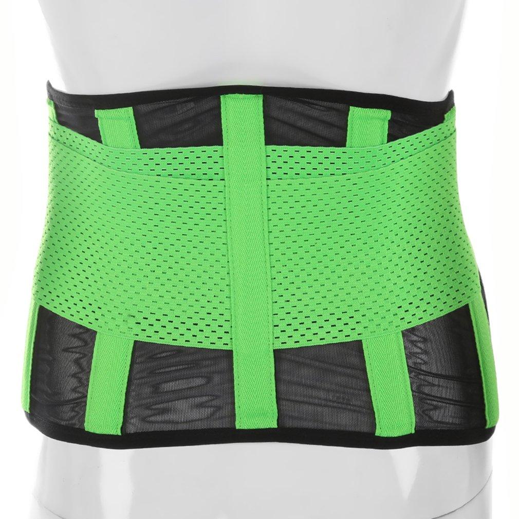 Women Men Waist Stomach Training Slim Belt Sports Exercise Body Shaper