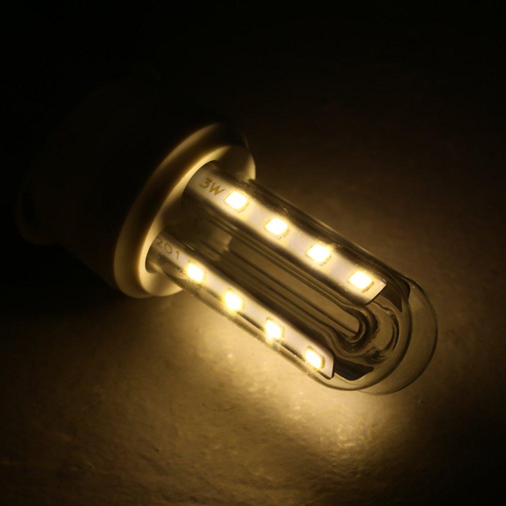 New Efficient LED Light Energy Saving A Spotlight 3W Bayonet Lamps Bulbs