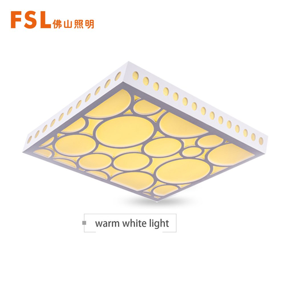 FSL FAX50121/FAX50122 Living Room Lamp Bedroom Lamp LED Three Stages Toning