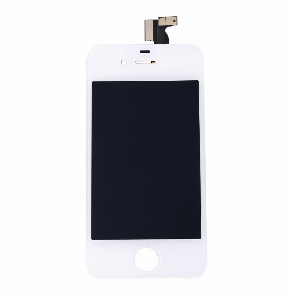 Front Housing LCD Display Touch Digitizer Screen Assembly for Apple iphone 4S