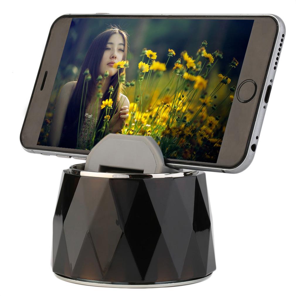 Fashion Round Selfie Holder Mount Bluetooth Smart Self-timer For Phone